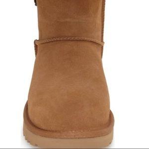 1a48a22ac26 ❤️New Ugg Adoria Tehuano chestnut suede boots Sz 6 NWT